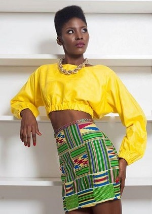 Afrocentric Dress