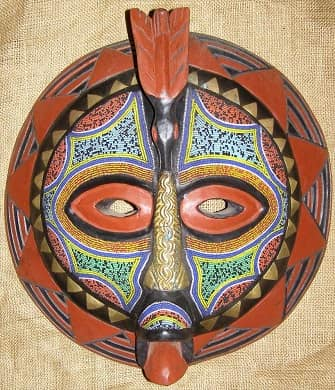 African Masks Facts For Kids